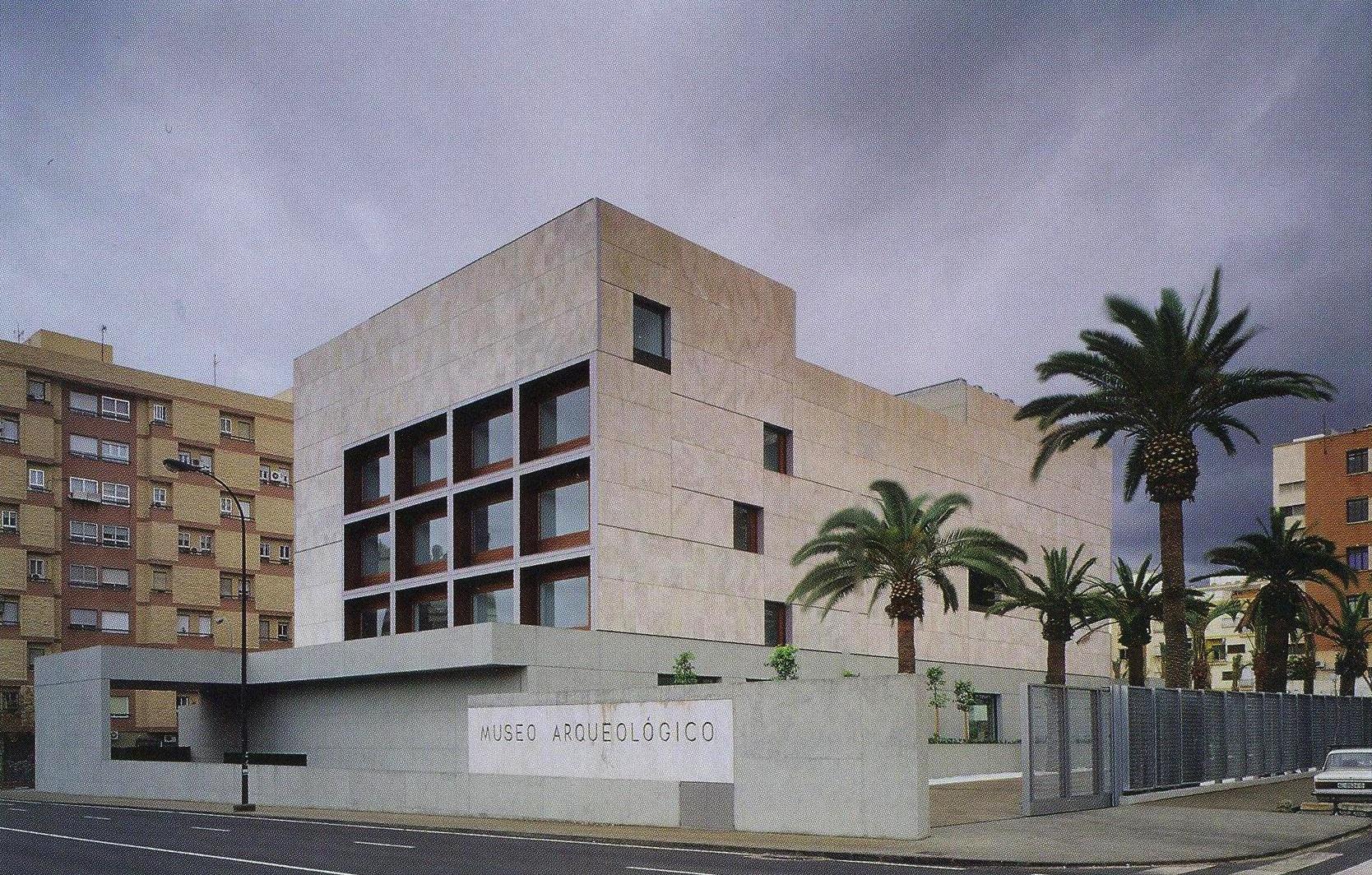 Museo arqueológico de Almería archaeological museum