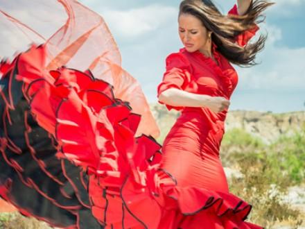 Vanessa Sánchez flamenco and Spanish courses in Almería, Spain