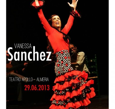 Flamenco Teacher Vanessa Sánchez